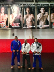 3 Brazilian Jiu-Jitsu Blackbelts at MTC